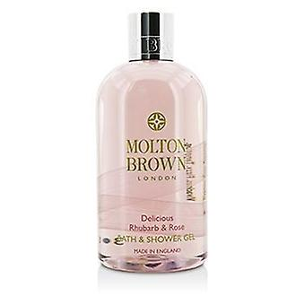 راوند لذيذة مولتون براون آند روز حمام هلام الاستحمام-300 مل/10 أوقية
