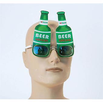 Bnov Beer Bottle Glasses