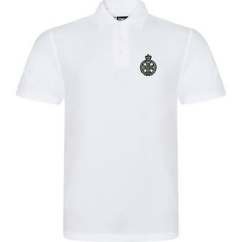 Royal Green Jackets-licensierade brittiska armén broderade RTX Polo