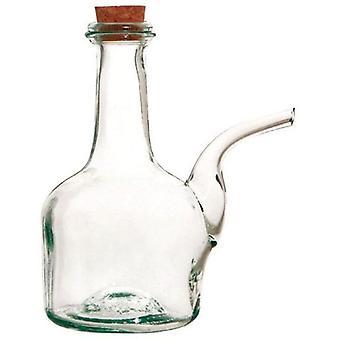 Quid Barral Tapon 500 Ml vidrio corcho (cocina, utensilios de cocina, estante de especia)