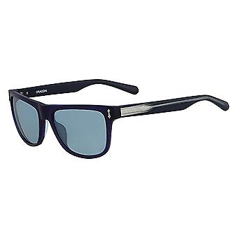 Dragon Brake Sunglasses Matte Crystal Navy/Blue, One Size