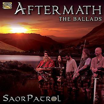 Saor Patrol - Aftermath-the Ballads [CD] USA import