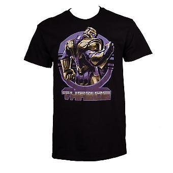 Thanos Warrior Stance Avengers Endgame mannen ' s T-shirt