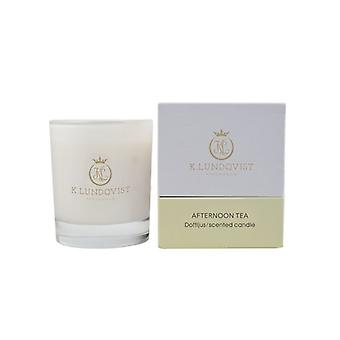 Scented candle, K. Lundqvist-Afternoon Tea