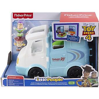 Fisher Price, Toy Story 4-Jessies Camping Adventure