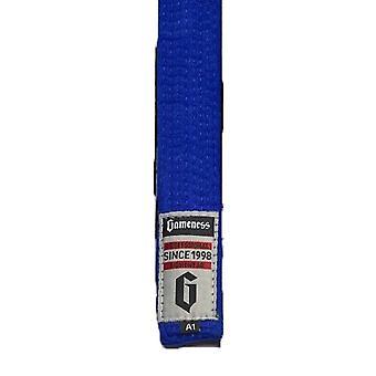 Gameness Competition BJJ Belt Blue