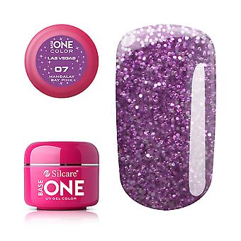 Base One-Las Vegas-Mandalay Bay pink 5g UV Gel