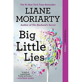 Big Little Lies by Liane Moriarty - 9780425274866 Book