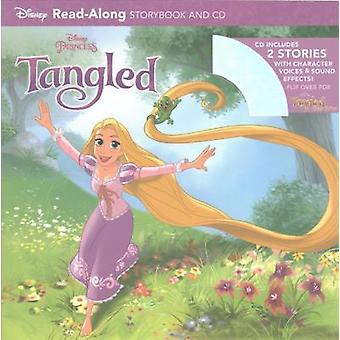 Tangled and Tangled Ever After Read-Along Storybook and CD Bindup by