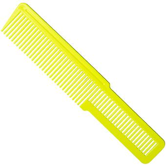 Wahl Flat Top Comb - Neon Yellow