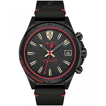 Scuderia Ferrari Men's Watch Pilota 0830460