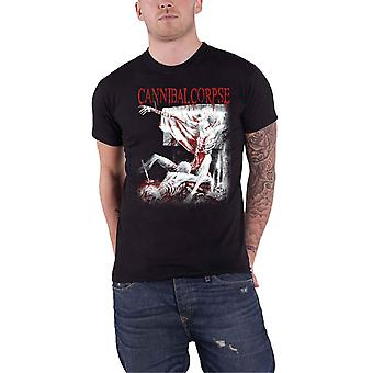 Cannibal Corpse T Shirt Tomb Of The Mutilated 2019 Band Logo Official Mens Black