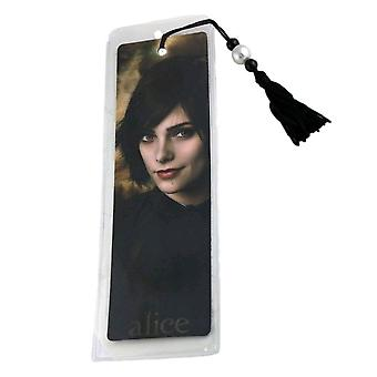 The Twilight Saga New Moon Bookmark Alice (The Cullen's)