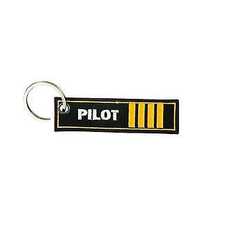 Cle Cles Key Brode Patch Ecusson Biker Morale Pilot Grade Aviation Aircraft