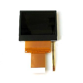 Replacement lcd screen display for nintendo game boy micro gbm handheld console.