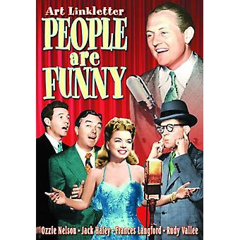 People Are Funny (1946) [DVD] USA import