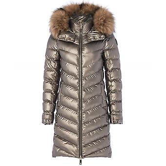 Holland Cooper Faux Fur Molina Padded Coat