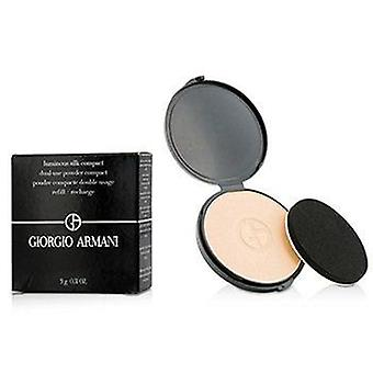 Giorgio Armani lichtgevende zijde poeder compacte Refill - # 5-9g/0.31 oz