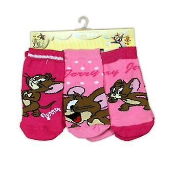 Tom & Jerry Socken/Socken 3 Pack 13/15