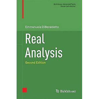 Real Analysis by DiBenedetto
