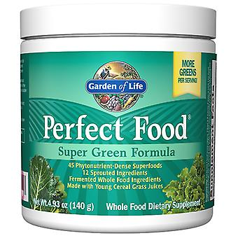 Garden of Life Perfect Food Super Green Formula Powder