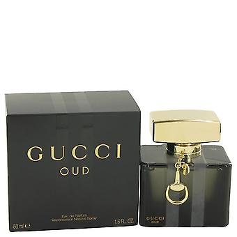 Gucci Oud Eau De Parfum Spray (Unisex) par Gucci 533110 50 ml