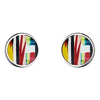 Boucles d'oreilles Christian Lacroix Bijoux XF31001L - Boucles d'oreilles Boucles d'Oreilles M�tal Argent� et Email Femme