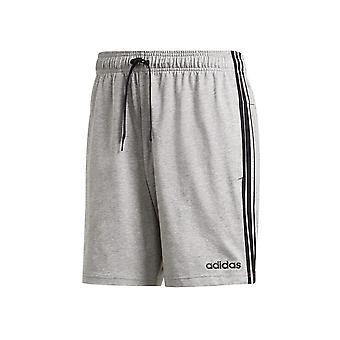 Adidas Essentials 3 Stripes SJ DU0493 universal summer men trousers