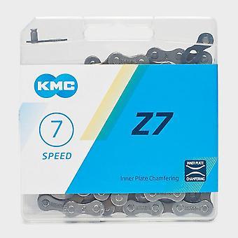 New KMC Z7 Bike Chain Brown