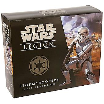Star Wars Legion Stormtroopers Unit Expansion For Board Game