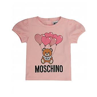 Moschino Toy Heart Balloon Logo T-shirt