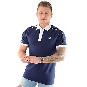Fila Vintage Lm911268 Klein Polo T-shirt