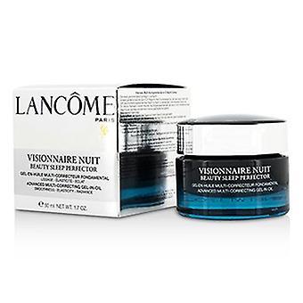 Lancome Visionnaire Nuit Beauty Sleep Perfector - Advanced Multi-corrigerende Gel-in-olie 50ml/1.7oz