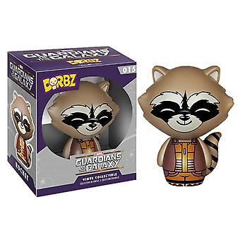 Guardians of the Galaxy Rocket Raccoon Dorbz