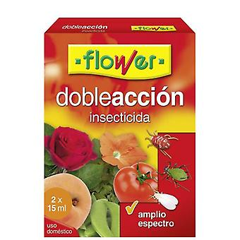Flower Insecticide-Acaricide Double Action 30604 (Garden , Insect and parasitics)