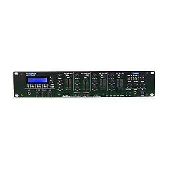 NewHank Newhank Workmate Stereo Mixer mit Media Player