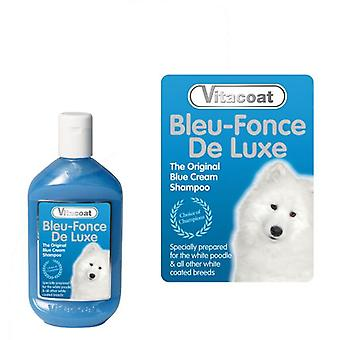 Vitacoat Bleu Fonce (White Hair) (Dogs , Grooming & Wellbeing , Shampoos)