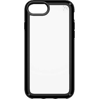 Speck Presidio Show Case for iPhone 8/7/6/6s - Clear/Black