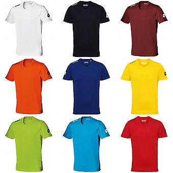 Lotto Football Jersey Team Evo Sports V Neck Shirt