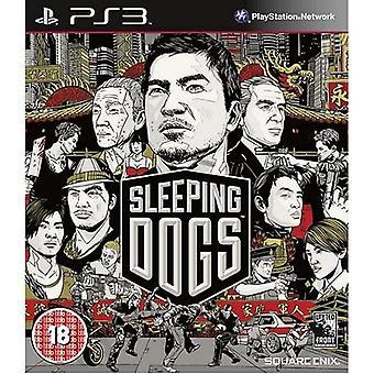 Alvó kutyák [Essentials] PS3 játék