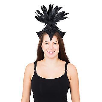 Negro casco Burlesque