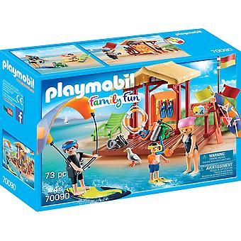 Playmobil 70090 Family Fun Water Sports Lesson 73PC Playset