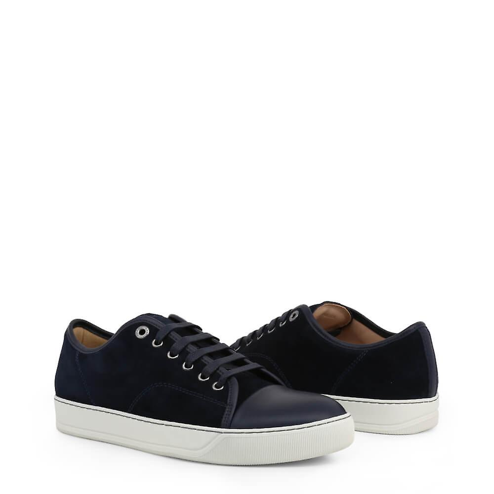 Lanvin Original Hommes All Year Sneakers - Blue Color 39569