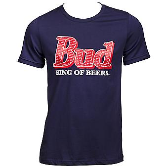 Budweiser King of Beers Big Bud T-paita