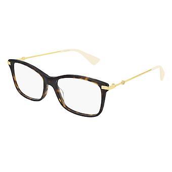 Gucci GG0513O 002 Havana Glasses