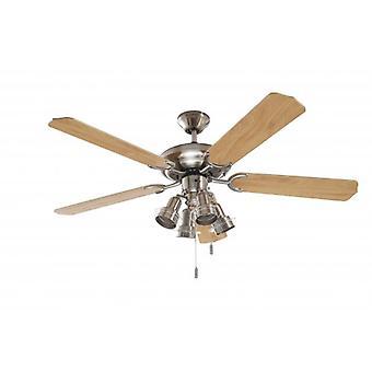 """Ceiling fan Steel-Star Slimline N416 103cm / 41"""""""