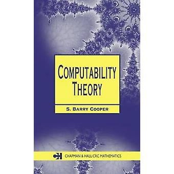 Computability Theory by Cooper & S. Barry