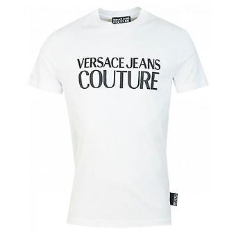 Versace Jeans Couture Slim Fit Couture Script T-Shirt