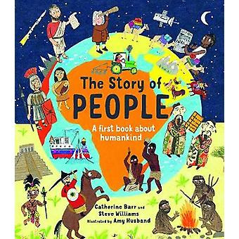 The Story of People by Catherine Barr - 9781786032652 Book