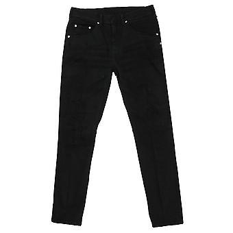 Neil Barrett bedrövad Slim Jeans